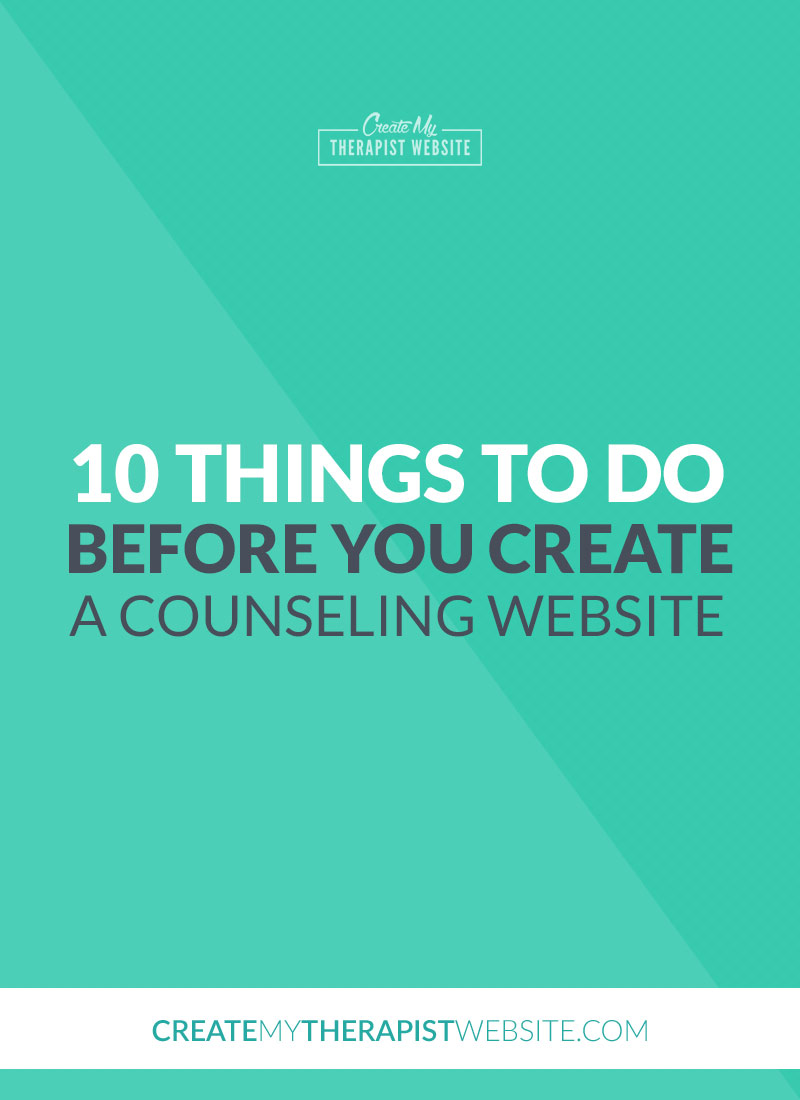 In this article we'll discuss 10 things you can do before you even being creating your website that will help set you up for success when your website project finally begins.
