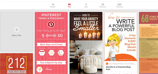 Pinterest for Therapists