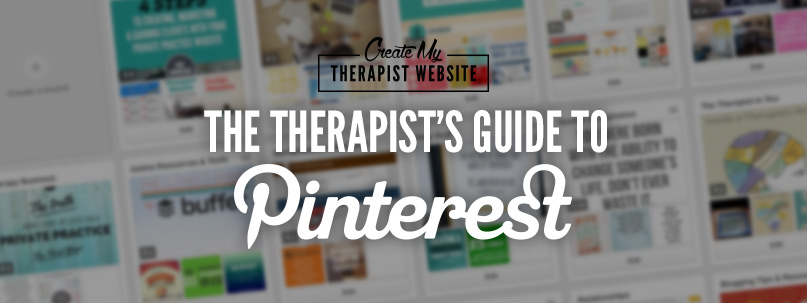 The therapist's guide to Pinterest