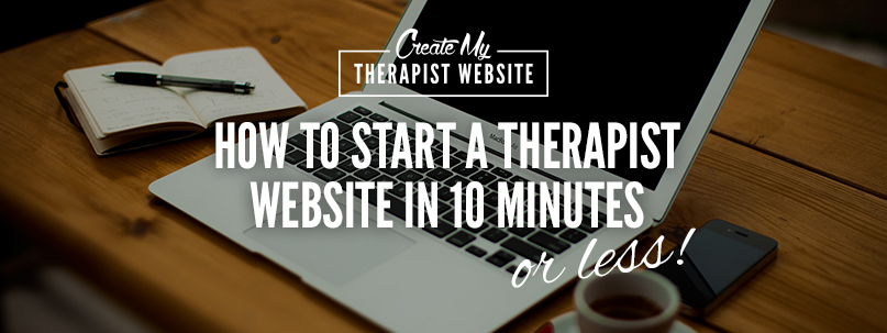 Learn how to build a therapist website with wordpress