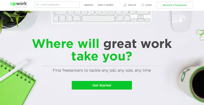 you can use Upwork to find web designers for your therapy website