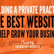 The best websites for building your private practice