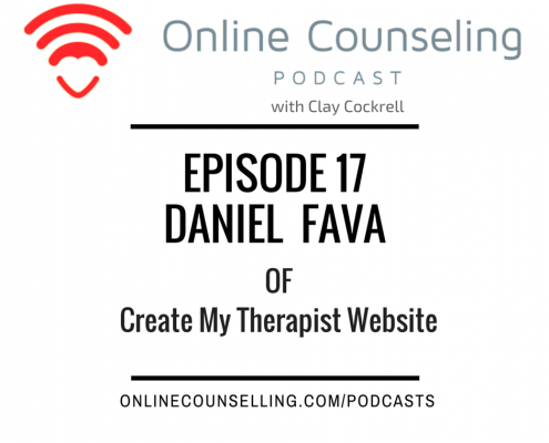 The Online Counseling Podcast  explores the world of online psychotherapy and those that practice tele-medicine.