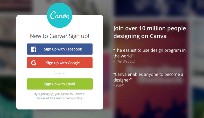 Use Canva to design a psychotherapy logo