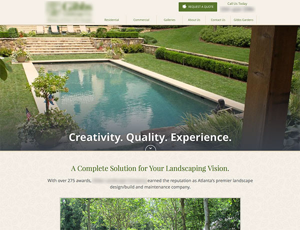 primary photo therapy website homepage 1