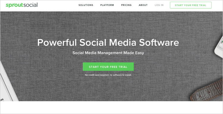 sprout social psychotherapist marketing