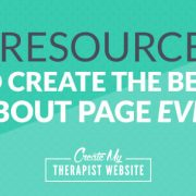 5 Resources to Create the Best About Page Ever