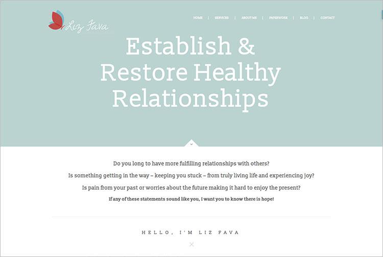 About Liz Fava Counseling Services Atlanta