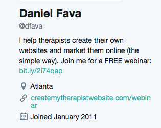 twitter free traffic therapists