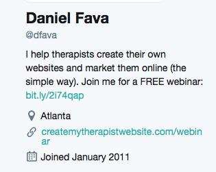 twitter free traffic therapists