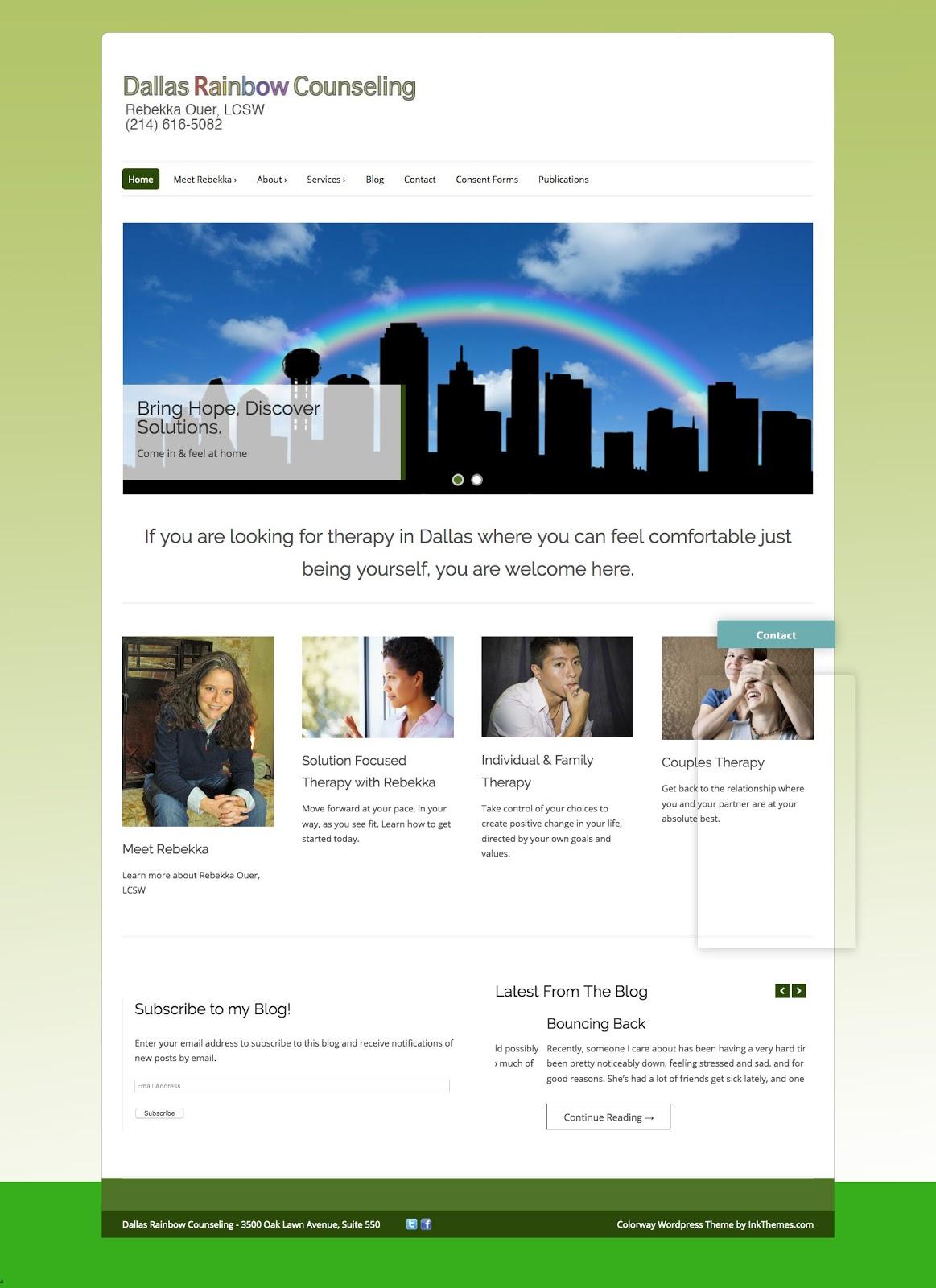 Dallas Rainbow Counseling