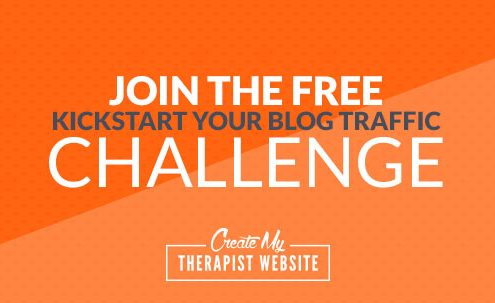Ready to explode your traffic, grow your audience and attract more of your ideal clients? Join the free 10-day Kickstart Your Blog Traffic Challenge