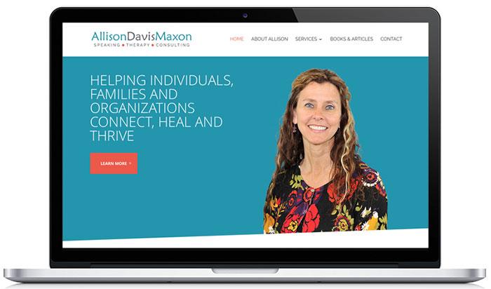 allison maxon therapy website home 1
