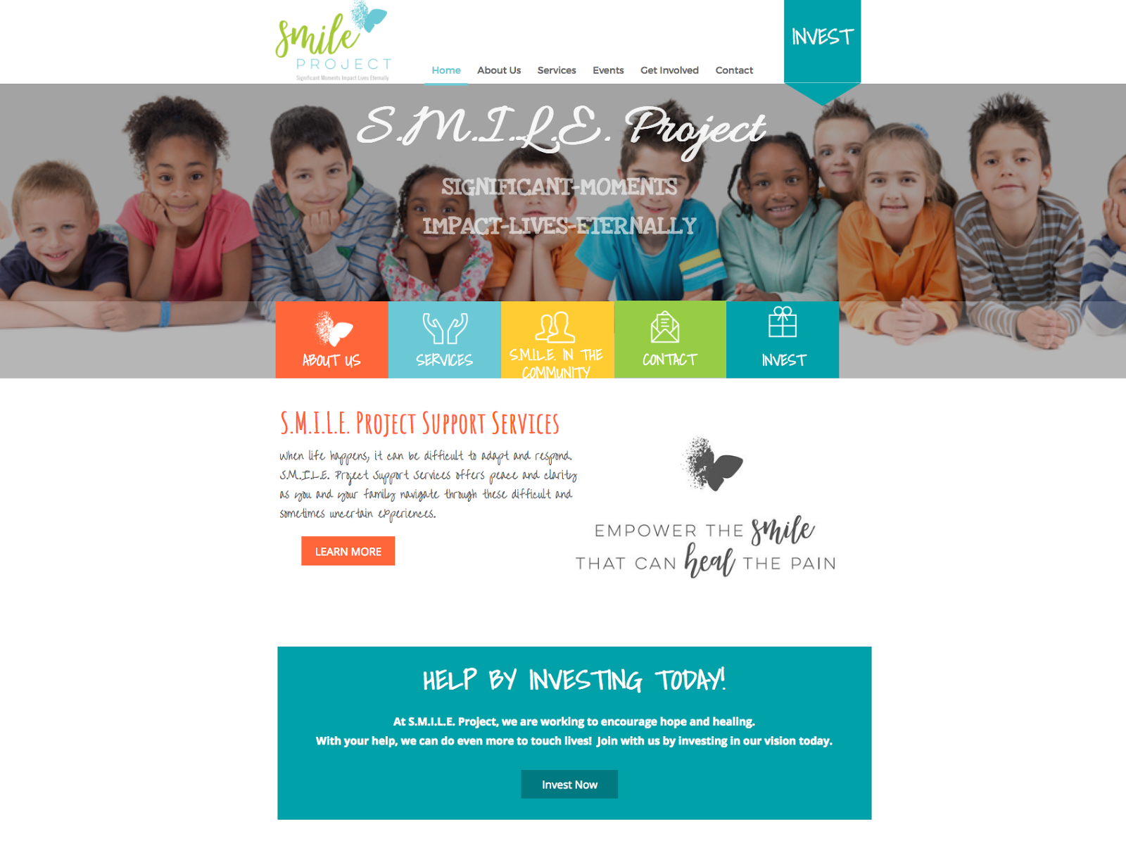 Home Smile Project Empowers