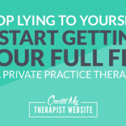 In this article I'll share with you 3 questions to help you value your private practice and get paid your full fee.
