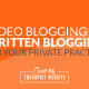 Publishing videos on your blog regularly can be a great way to connect with potential clients. But is there a benefit or drawback to vlogging (video blogging)? In this article we'll explore the pros and cons of vlogging and help you discover if video marketing is right for you.