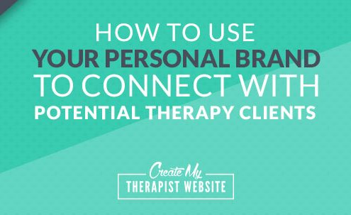 "A guest post by Ili Rivera Walter, PhD By now, I am sure you know that other than you, your website is your number one networking partner in attracting potential therapy clients. What you may not know, however, is that your website is the perfect place to communicate your personality, and what I call your ""personal brand."""