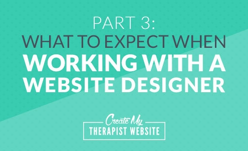 This is the final article in our series on what to expect when working with a website designer to build a website for your private practice. In this article, I'll share what you can expect after your website has been launched and how you can make the most out of this new marketing asset of yours.
