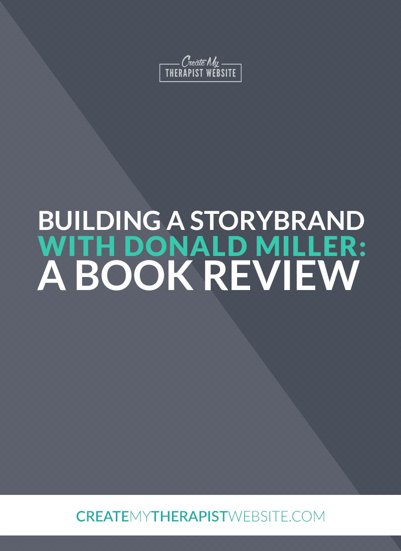 Marketing is not very easy. Finding the right words that will resonate with your potential clients can often be quite challenging. But there's one thing that can help you when it comes to writing your website and marketing copy: story. In this article I'd like to share with you some of the key takeaways from one of my favorite marketing books, Building A StoryBrand by Donald Miller.