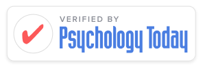 Image result for verified by psychology today badge